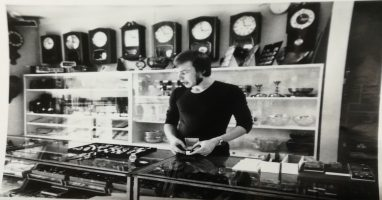 Kelloliike Kankare kelloseppä Tuomo Kankare