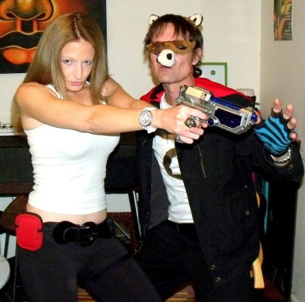 Lara Croft + The Coon (South Park)