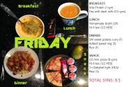 Friday 9th October