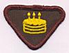 Baking badge