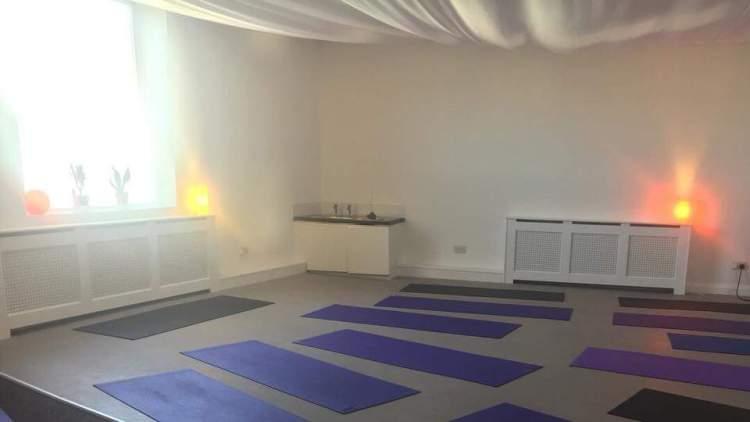 Yoga classes with KellyAnn Yoga