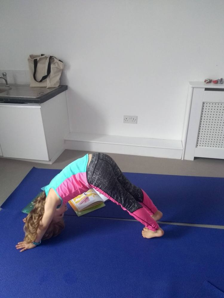 Kids Yoga Saltaire