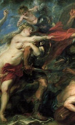 The Consequences of War - Peter Paul Rubens