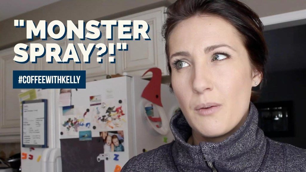 """Coaching Our Kids Through Fear, """"Monster Spray"""" & A Chat on Sensory Processing Disorder"""