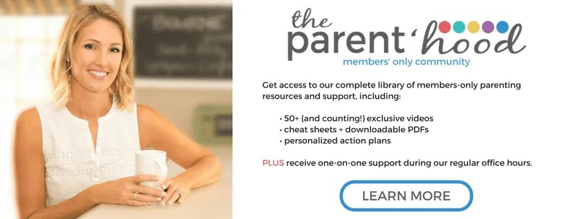 the parent 'hood membership community