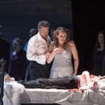 Duncan death bed