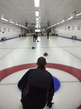 Curling The Nation - Rob Swan