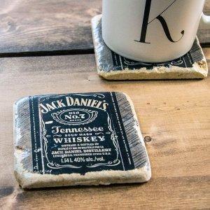 Jack Daniels No7 Coaster