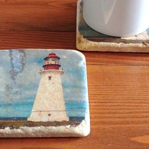 Glace Bay Lighthouse Coaster