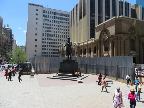 Gandhi Square