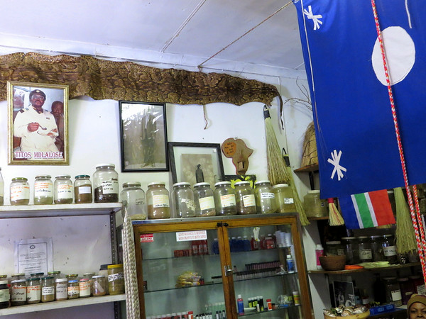 Traditional Herbalist Store