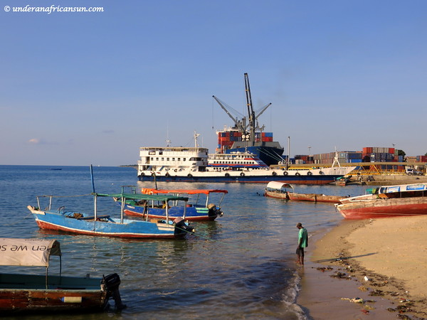 Stone Town Harbour