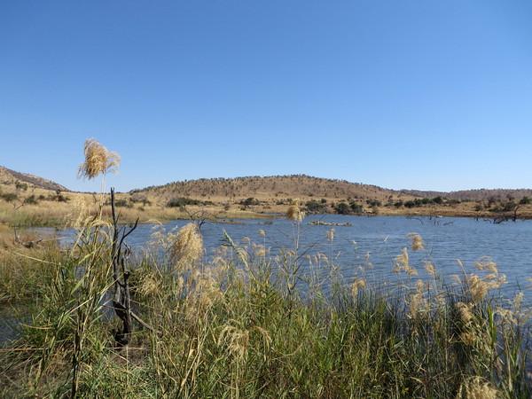 Batlhako Dam