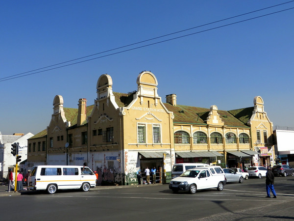 Grand Station Hotel