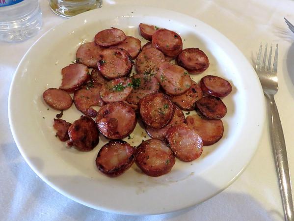 Chourico Sausage