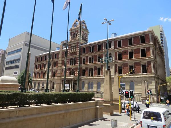Johannesburg Post Office