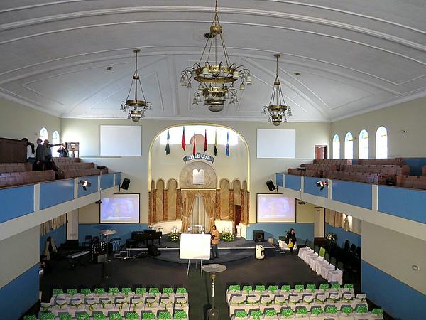 Former Jeppestown Synagogue
