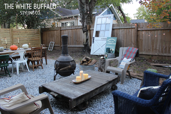 eclectic home tour the white buffalo