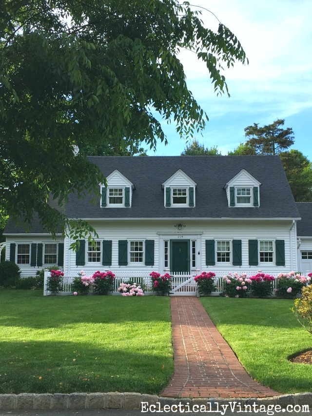 Cape Cod Curb Appeal Ideas : appeal, ideas, Appeal, Style, House, Inspiration