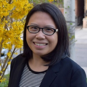 Silvia Vong, Head of Public Services