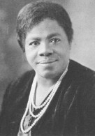 "Mary McLeod Bethune: ""We have a powerful potential in our youth, and we must have the courage to change old ideas and practices so that we may direct their power toward good ends."""