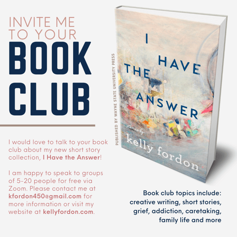 Updated bookclub flyer