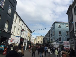 In Galway city center