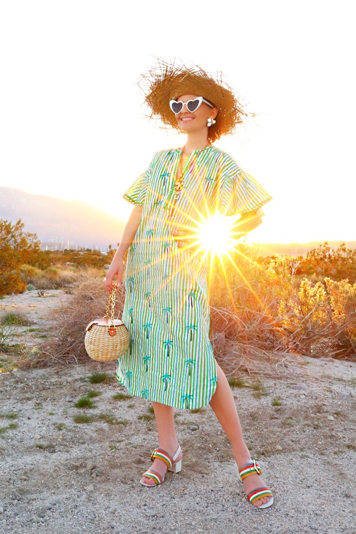 How To Style a Caftan | Kelly Golightly