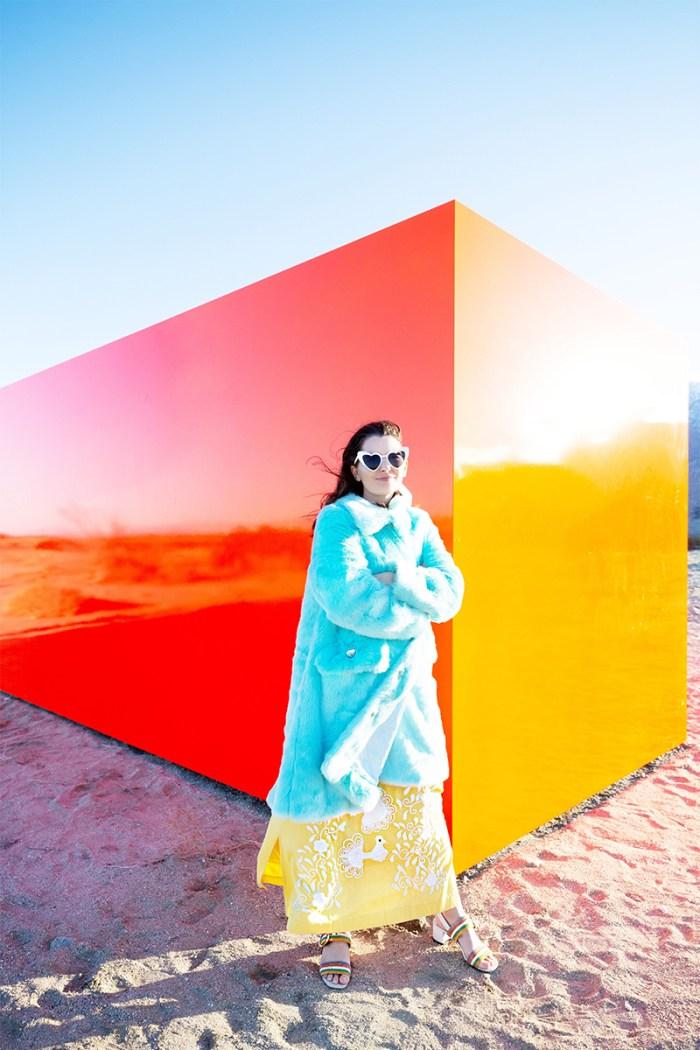 Desert X Palm Springs | Kelly Golightly