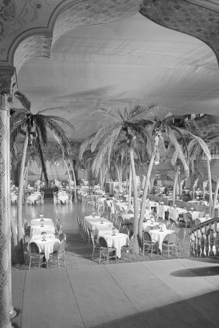 Old Hollywood Glamour: The Ambassador Hotel Cocoanut Grove | Kelly Golightly