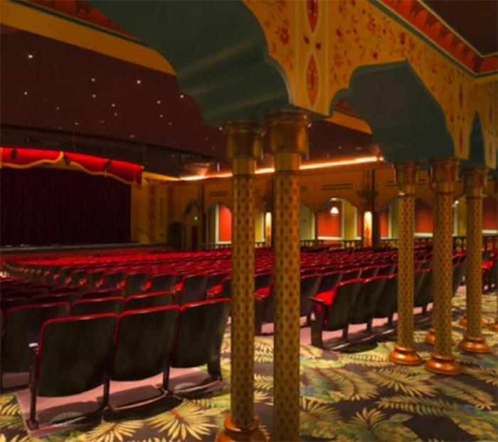 Ambassador Hotel Theater