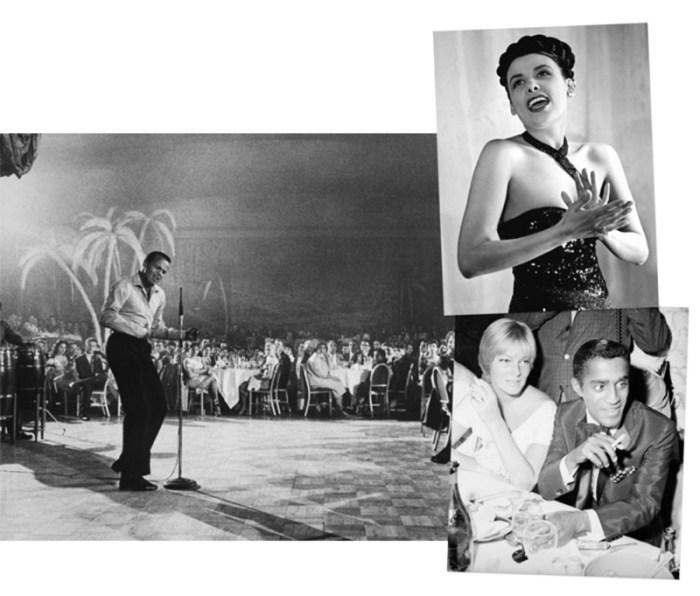 Lena Horne at the Cocoanut Grove