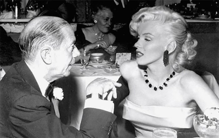 Marilyn Monroe at The Ambassador Hotel   Kelly Golightly