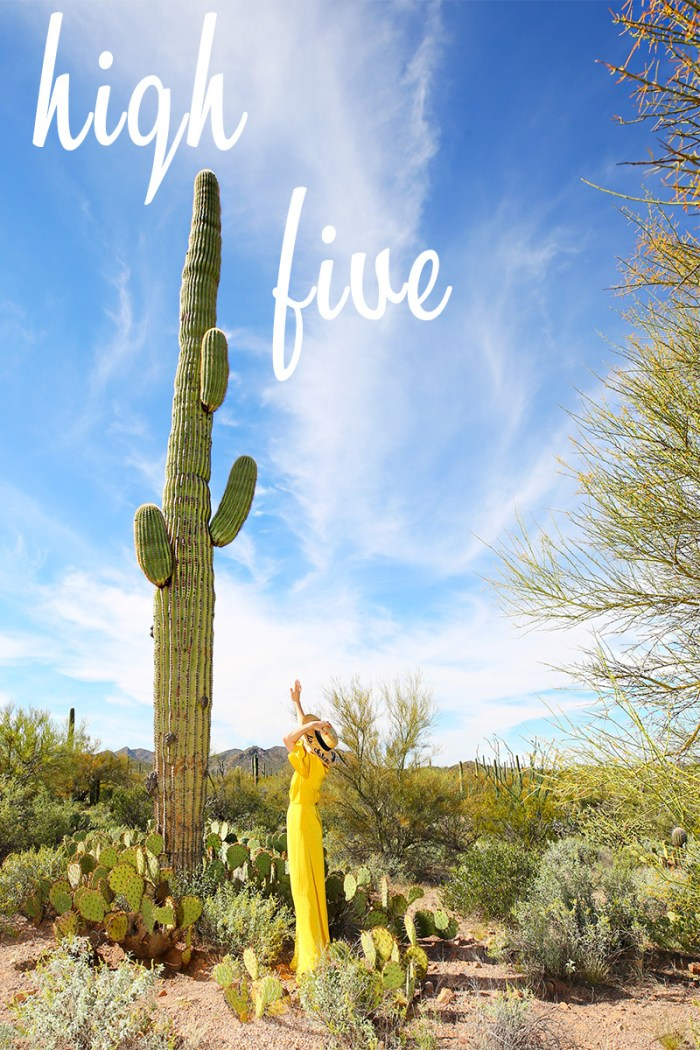 High Five: We Made It To The Weekend | Kelly Golightly