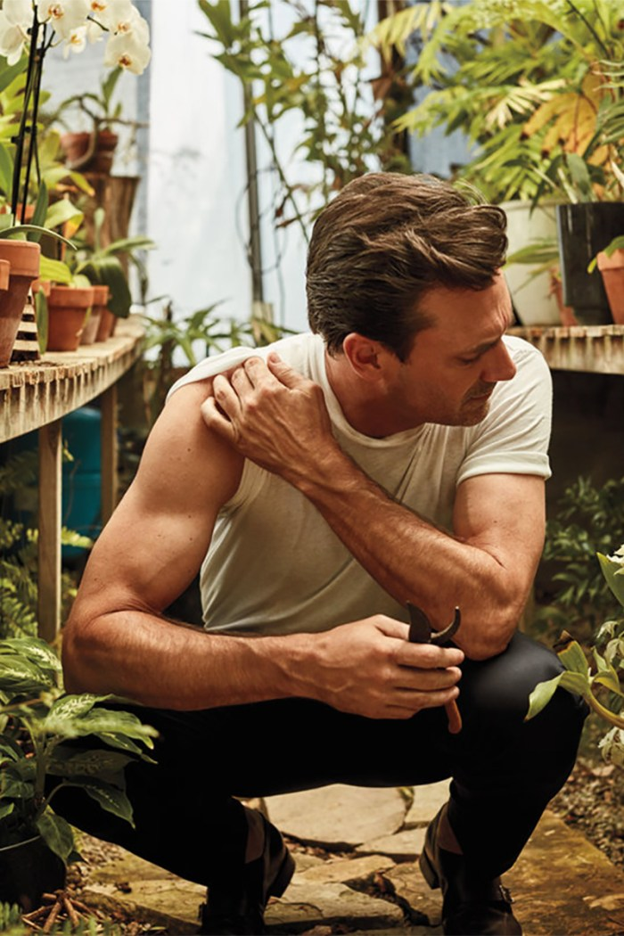 Jon Hamm by Carter Smith for In Style