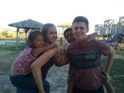 Delaney & Luke & friends!