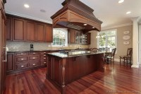 What Color To Paint Kitchen With Cherry Cabinets  Home ...