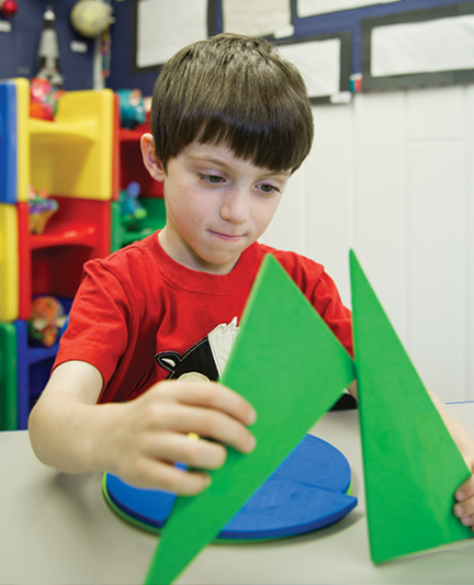 Mix and Make Shapes Classroom Play