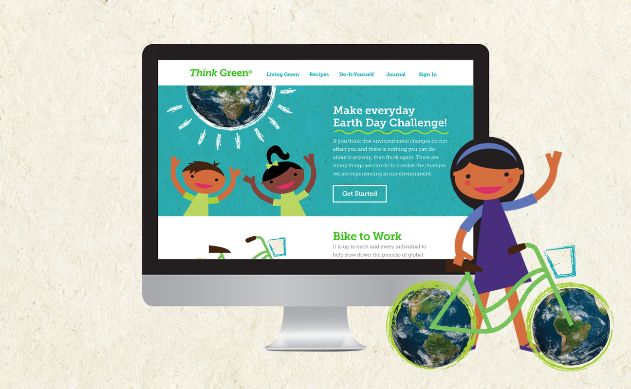 Earth Day Challenge!