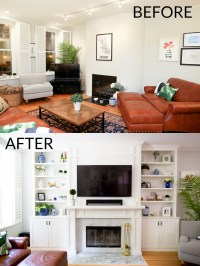 Living/Dining Room Reveal - Kelly in the City