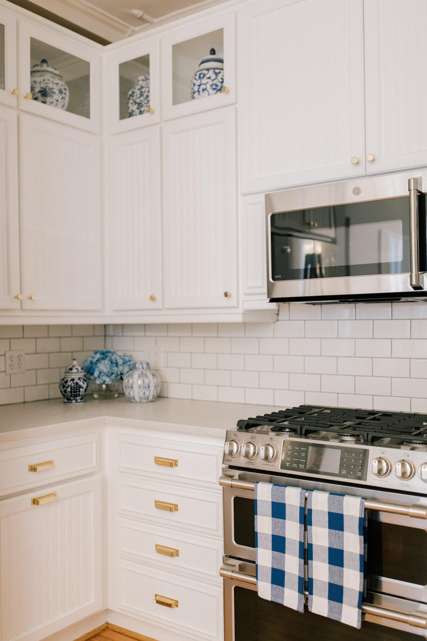 Preppy Kitchen Renovation How To Make Your Kitchen Preppy