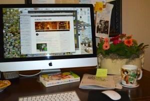 Wide Screen Blogging
