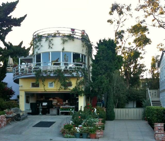Boat Style House Newport Beach, CA