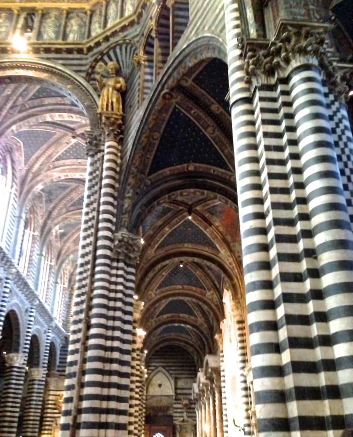 Church Siena Italy
