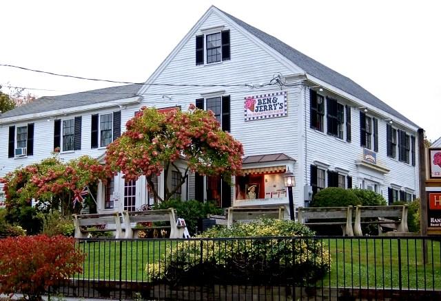 Ben & Jerry's, a Vermont Original
