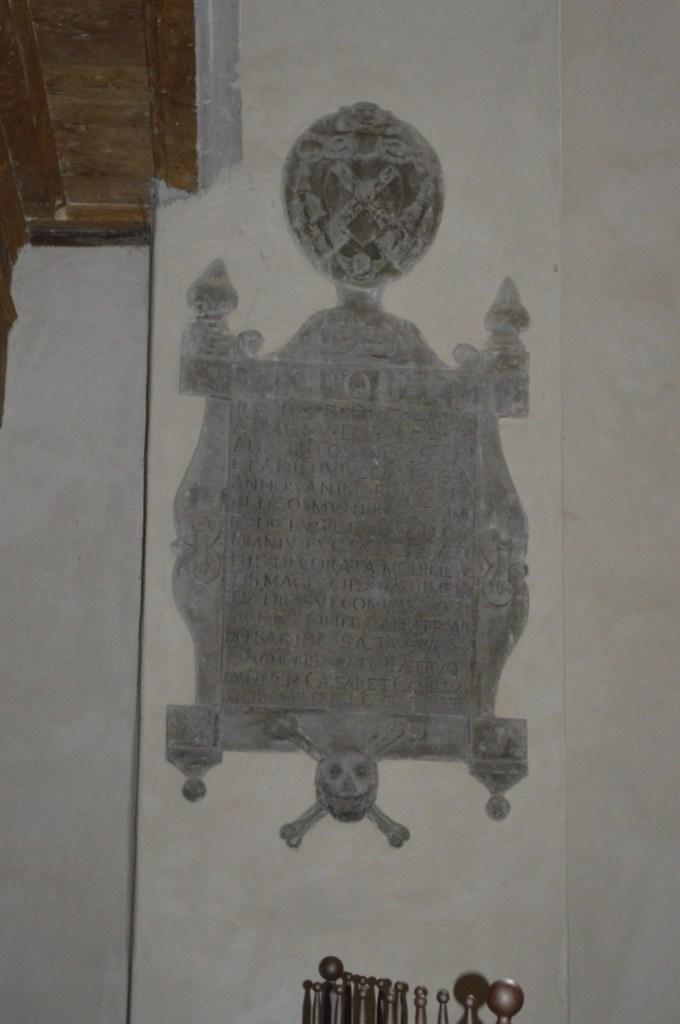 Church Interior motif