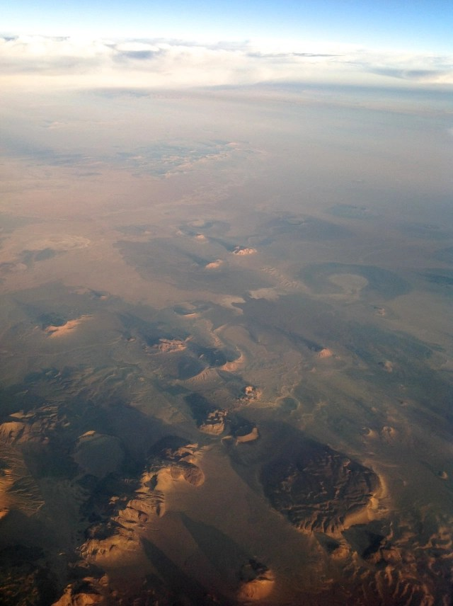 Vast & Mysterious Sahara Desert