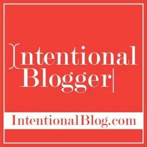Intentional Blogger