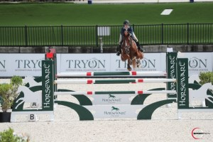 Kelly Kocher, Block House Sport Horses, Tryon, N.C.