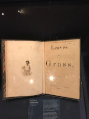 Whitman's 1st Edition